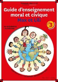 Guide d'enseignement moral et civique