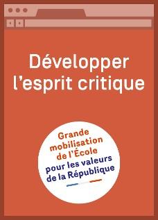 Thumbnail for Développer l'esprit critique - Réseau Canopé - Réseau Canopé